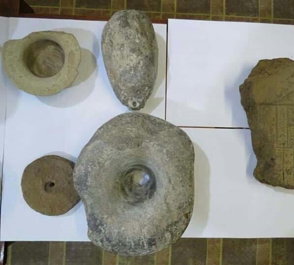 صور: سكان محليون في الناصرية يفلحون باستعادة آثار سومرية عمرها 5000 عام!
