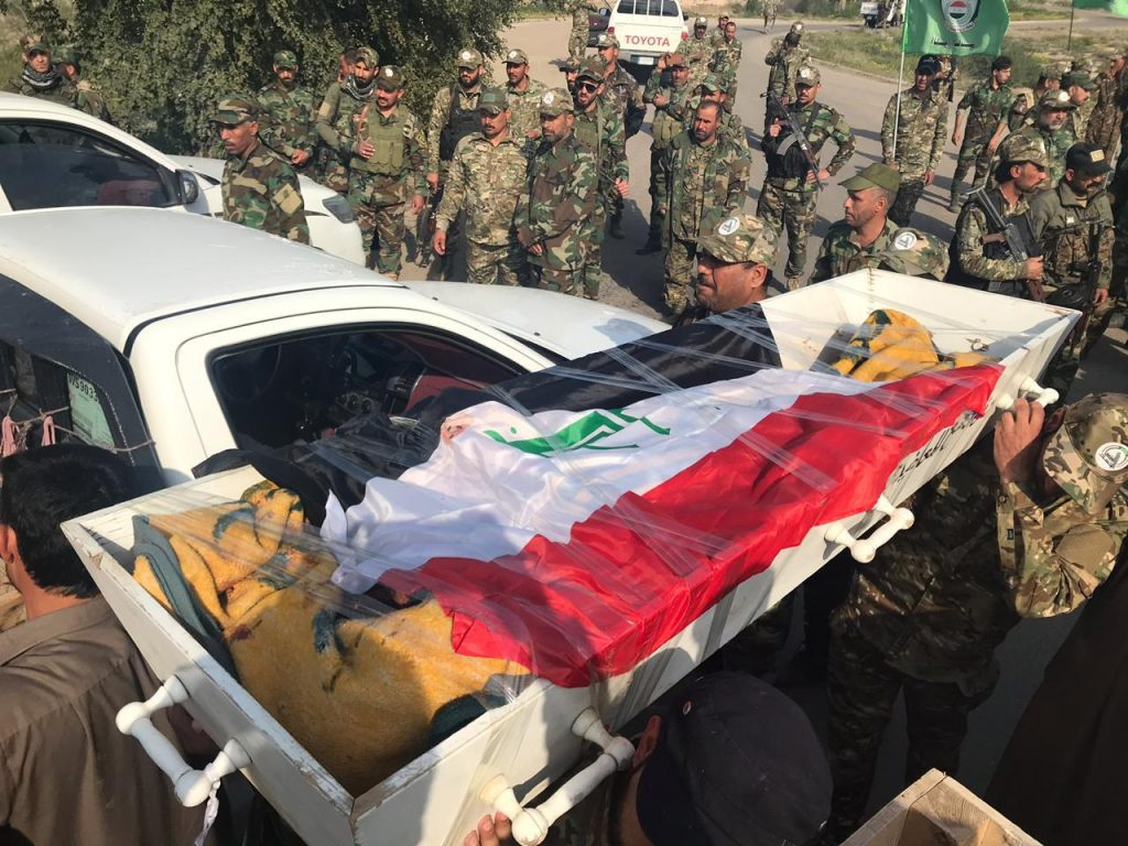 صور: تشييع جثامين صيادي النجف.. والمحافظ يصدر بياناً