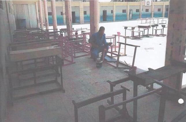"""صور: مدير يصنع 100 رَحلة لمدرسته.. والتربية """"ممتنّة""""!"""