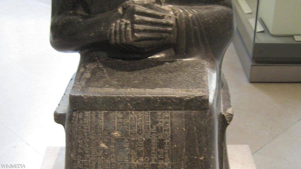 """""""الصدفة"""" تقود عالمين بريطانيين إلى حل لغز """"التمثال السومري"""" في ذي قار"""