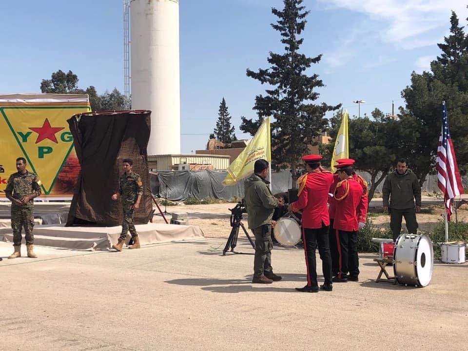 صور: سوريا الديمقراطية تُحضّر لإعلان النصر النهائي على داعش