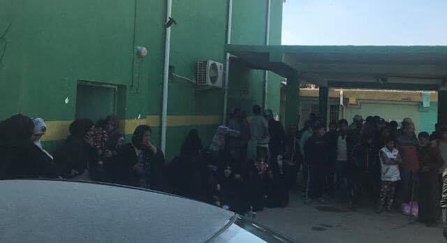 صور: حملة واسعة لملاحقة المتسولين في شوارع بغداد