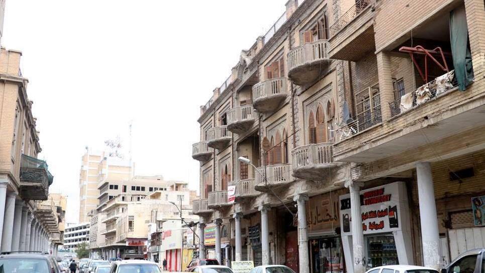 """وزير الثقافة لـ""""ناس"""": القانون يتيح بيع مباني بغداد التراثية.. والمدرسة العباسية """"بخير"""""""
