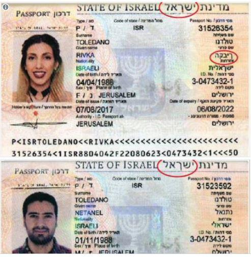 اعتقال إيرانيين دخلا الأرجنتين بوثائق إسرائيلية مزوّرة