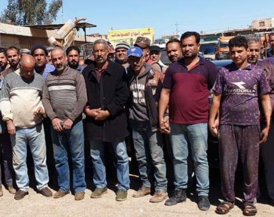 الحي الصناعي سيكون مجمعًا سكنيّا.. تظاهرات في الرمادي ومطالبات بالعدول عن القرار(صور)