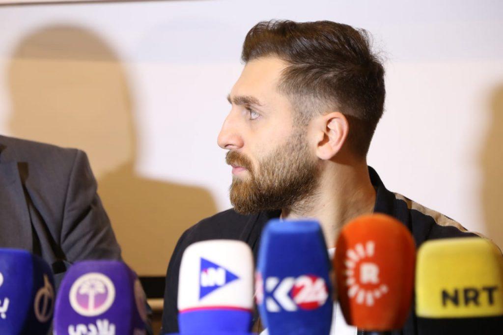 """شبيه ميسي الايراني بطل لـ """"مسلسل درامي وفيلم"""" في اقليم كردستان"""