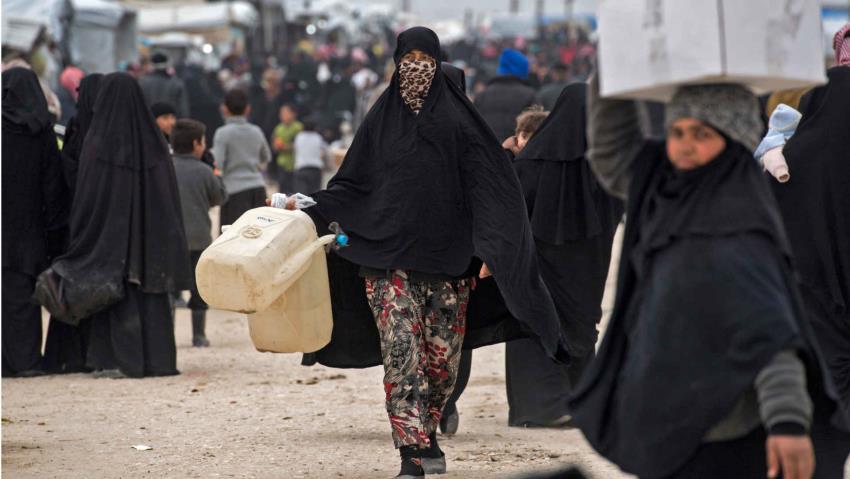 """پێدەچێت داعش بەشێک لە ئێزدییەکانى بۆ ناوچەکانى تری سوریا و عێراق و لیبیا گواستبێتەوە"""