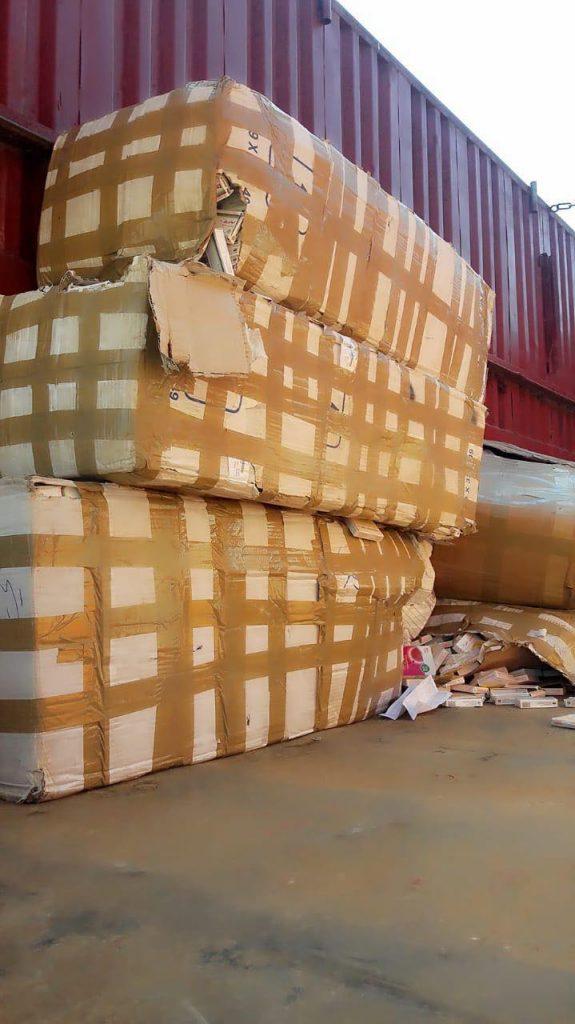 بالفيديو.. لحظة إحباط عملية تهريب 980 ألف مادة دوائية في نينوى