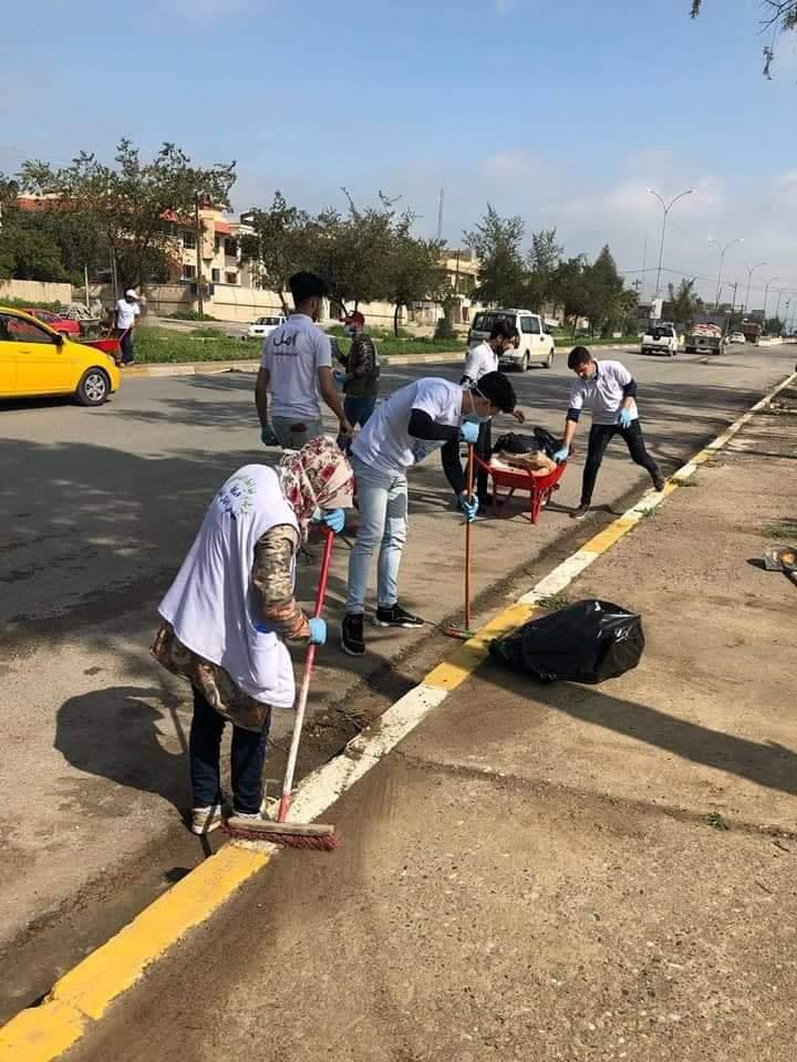 """رئيس خلية أزمة نينوى خلال """"حملة التنظيف الكبرى"""": لا نهوض للموصل دون دعم بغداد (صور)"""