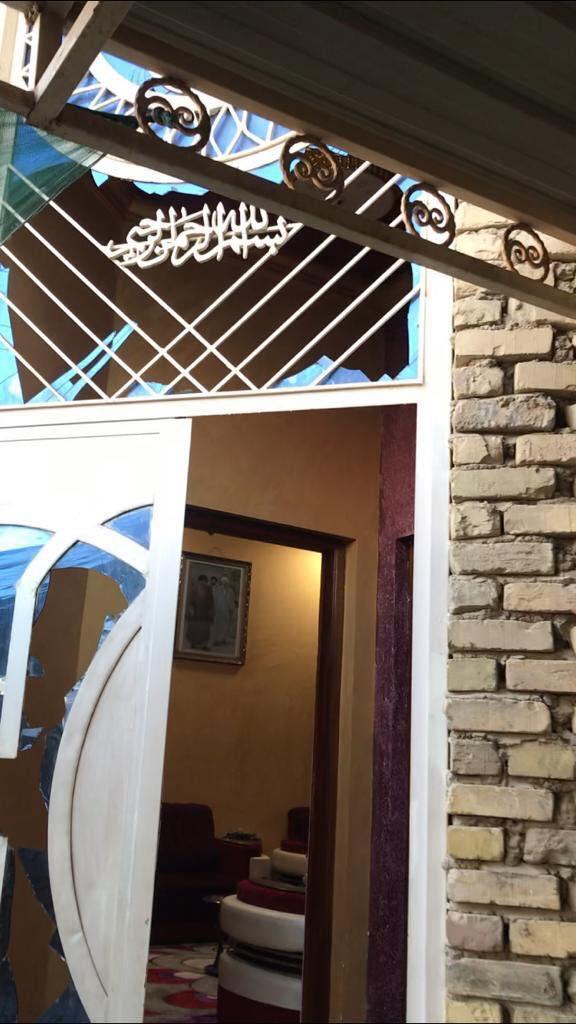 صور: تفجير عبوة ناسفة بمنزل مدير ماء البصرة