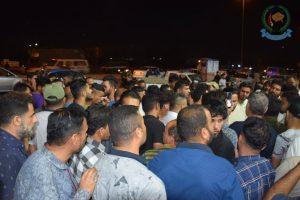 تظاهرات الصدريين تكشف جانباً من الخارطة الاقتصادية للتيار: مشاريع خدمية متلكئة بالجملة!