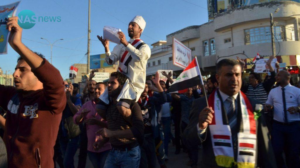 """بـ """"عصا الإرهاب"""".. الحسناوي """"الهارب"""" يلاحق ناشطين في الديوانية"""