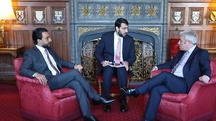 وفد دبلوماسي بريطاني يحث السلطة التشريعية العراقية على معالجة 4 ملفات مهمة