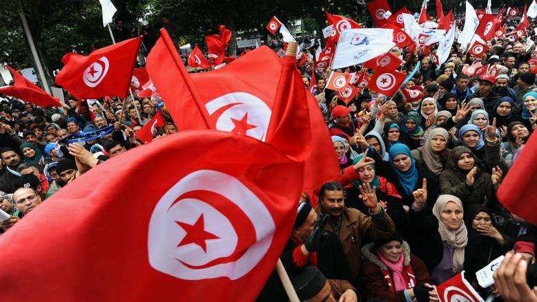 ژنێک بەرەو کورسی سەرۆکایەتیی تونس