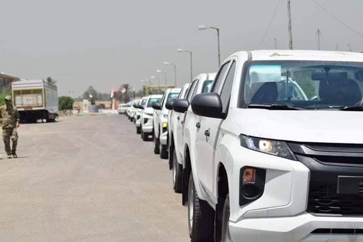 """رغم ضجة """"الفساد"""": أول دفعة من صفقة الميتسوبيشي تصل أرض العراق! (صور)"""