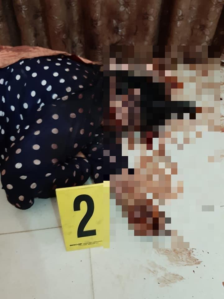 """شرطة الأنبار تكشف ملابسات جريمة الصقلاوية: قتل والده بـ """"طبر""""! (صور)"""