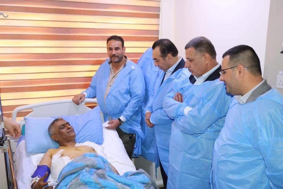 """بعد إصابة ضابط استخبارات رفيع.. ماذا حَمَل """"شيوخ حمرين"""" معهم إلى بغداد؟"""