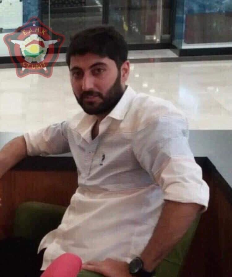 كردستان يكشف جنسية وبيانات مُنفذ عملية أربيل ضد موظفي القنصلية التركية