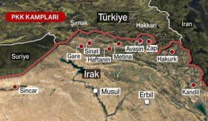 الجيش التركي ينشئ منطقة عسكرية آمنة في شمال العراق بعمق 30 كم.. هذه تفاصيلها الكاملة