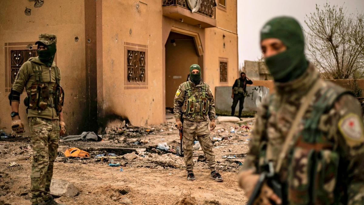 داعش لە عێراق خۆی بەهێز کردووە و لە سوریاش سەرهەڵدەداتەوە.. ڕاپۆرتێکی پنتاگۆن هۆشداری دەدات