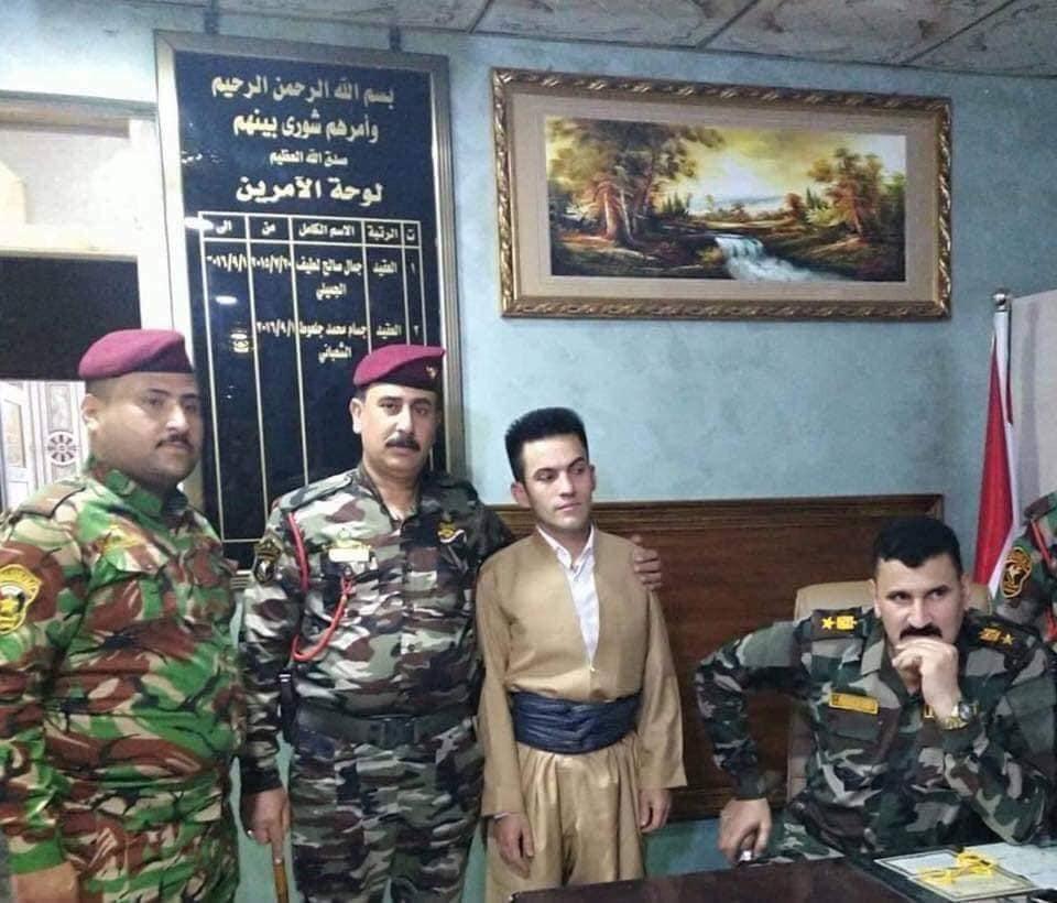 الأنبار:  اعتقال أشخاص اعتدوا على مواطن من إقليم كردستان في الفلوجة