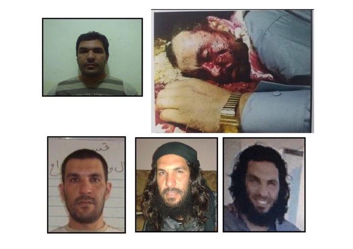 جهاز مكافحة الإرهاب يعلن مقتل والي ولاة غرب العراق (صوة)