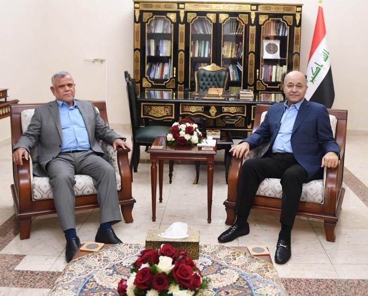 رئيس الجمهورية: العراق ليس ساحة تصفية حسابات.. الأولوية الآن للخدمات والإعمار