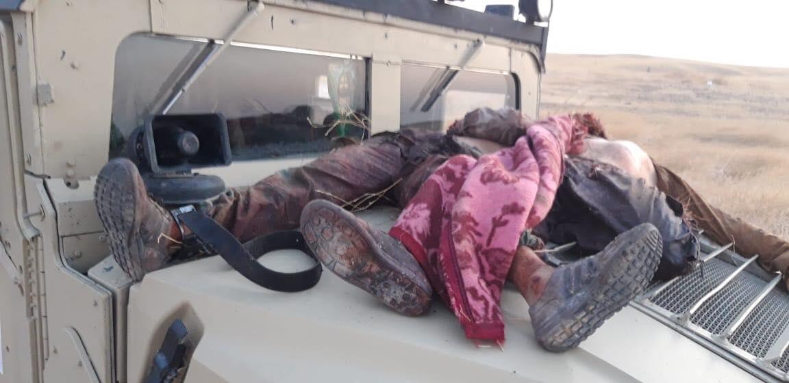 """قتلى وجرحى في هجوم شرس لـ """"داعش"""" ضد نقطة أمنية شمال شرقي ديالى"""