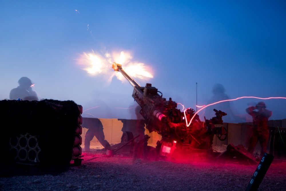 حملة عسكرية أميركية في الموصل معززة بالصور: هذه أهدافها