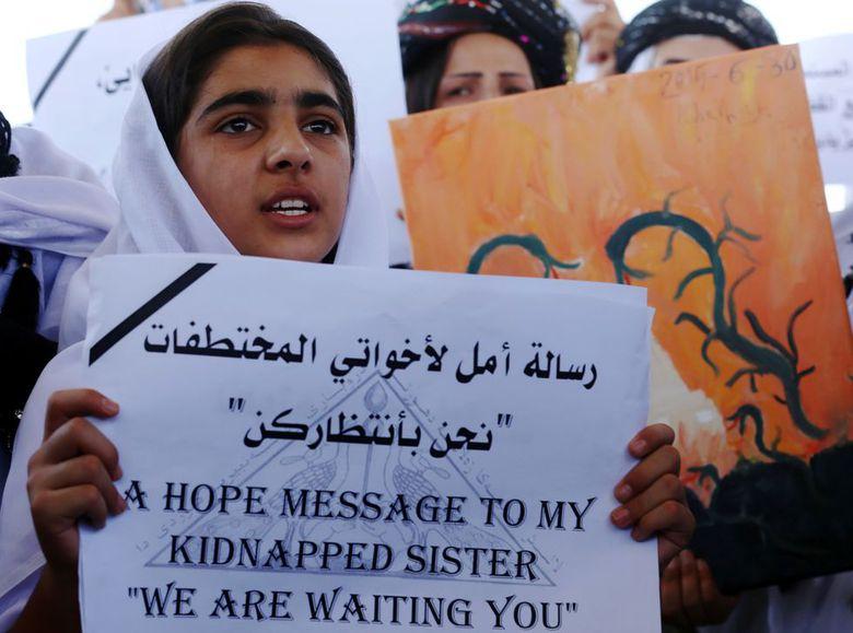 "لە چوار مانگی ڕابردوودا، 20 ژنی ئێزدی لە شنگال خۆیان کوشتووە.. ""ڕێگای توندوتیژ دەگرنەبەر"""