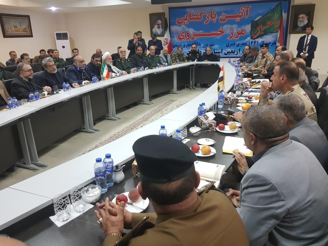 اجتماع أمني مرتقب.. وزير الداخلية ينتظر نظيره الإيراني على الحدود