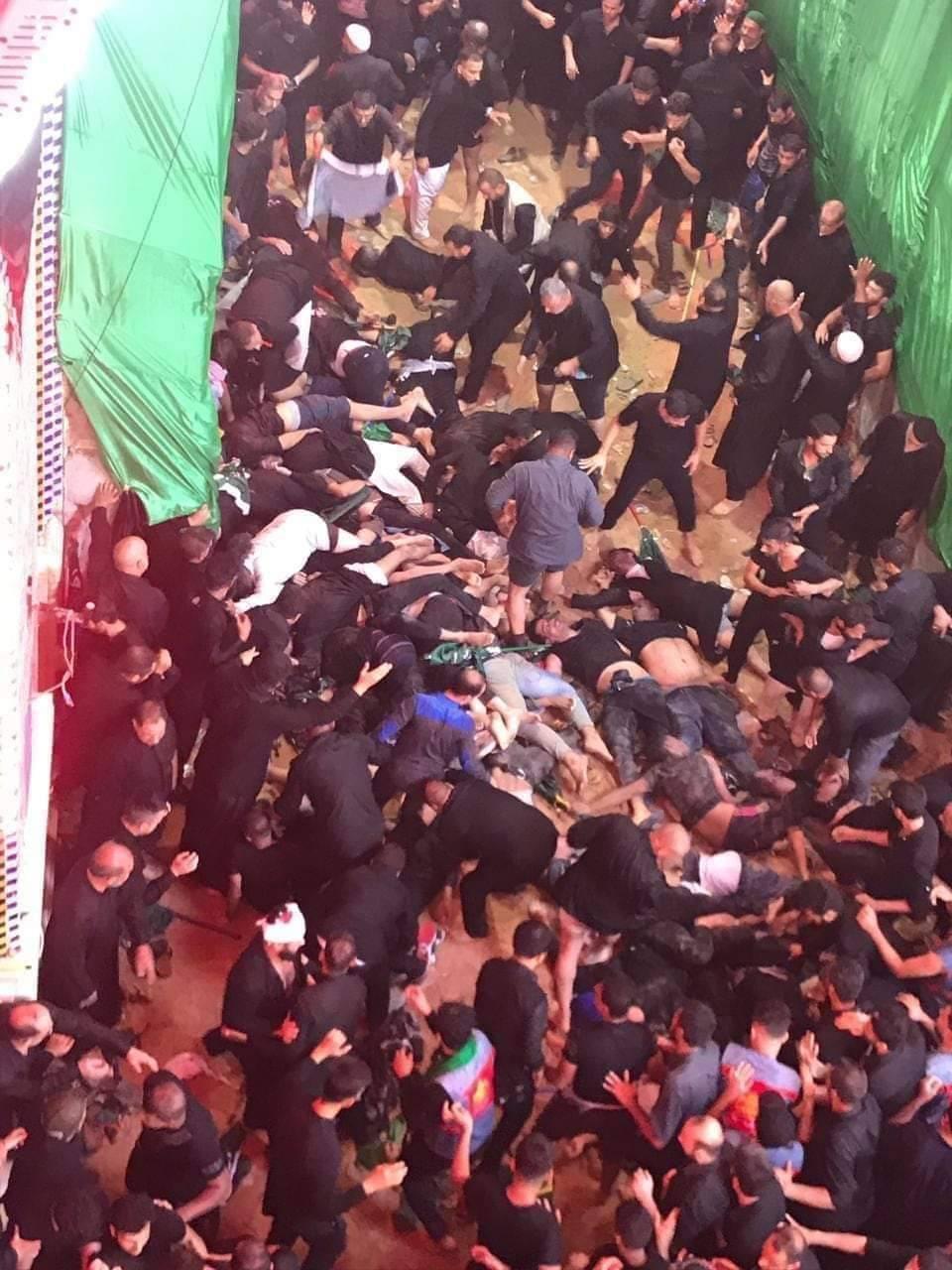 """العتبة الحسينية لـ """"ناس"""": لا صحة لأنباء انهيار سرداب.. وندعو الإعلام لزيارة باب الرجاء"""