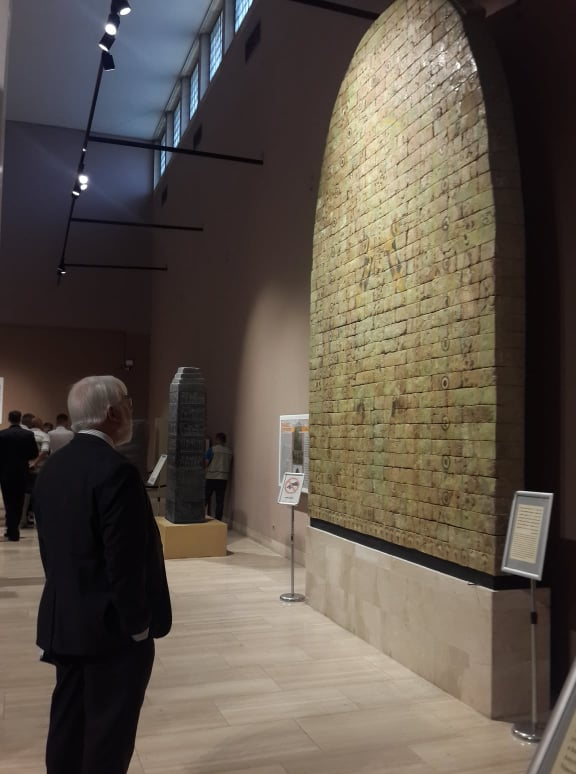 """السفارة الأميركية تتحدث عن حماية مواقع أثرية """"مهمة"""" في العراق"""