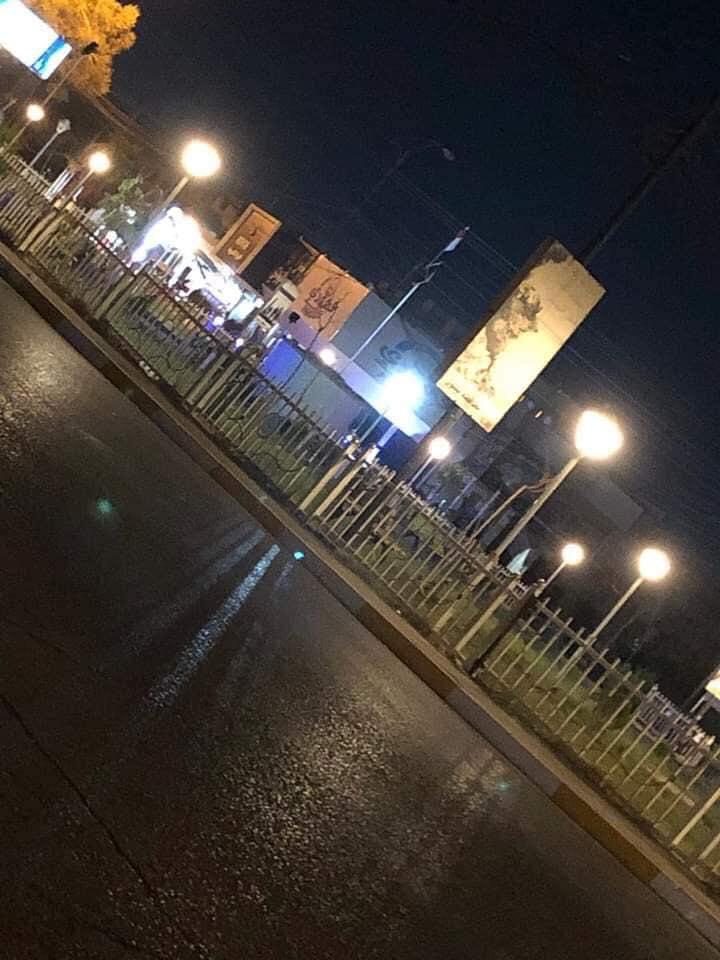 """""""صدمة"""" في نينوى .. اختفاء تمثال عبد الوهاب الساعدي!"""