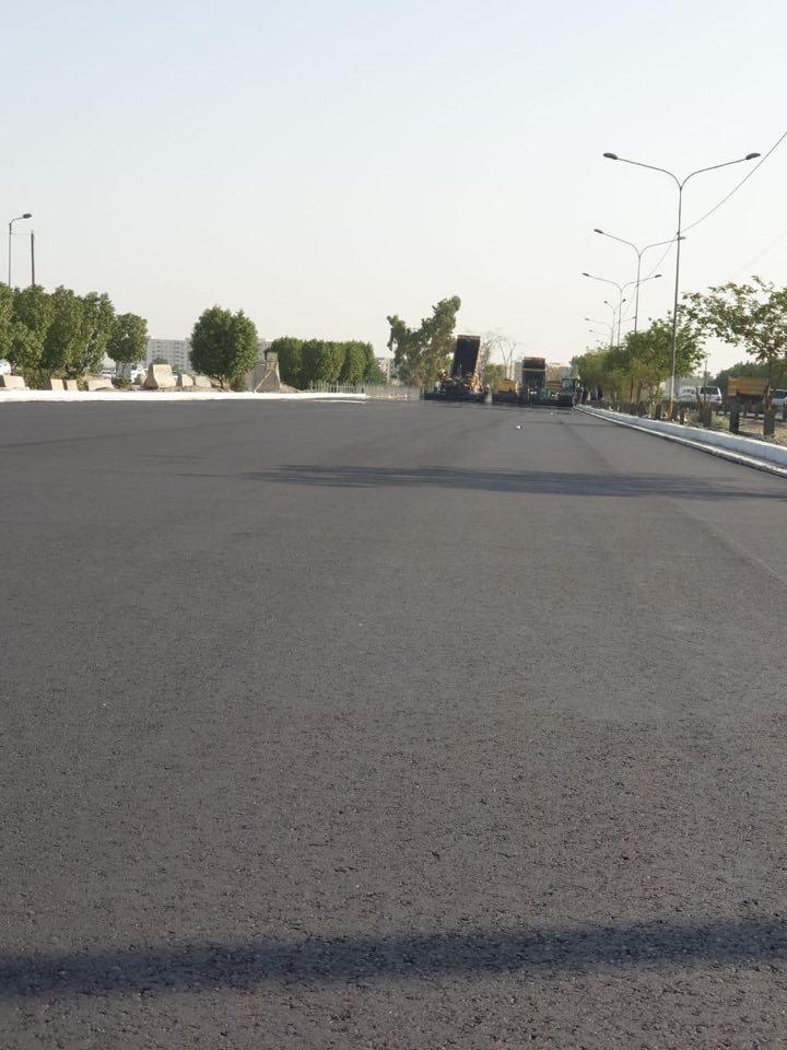 أمانة بغداد تحدد موعد افتتاح سريع الشعلة (صور)