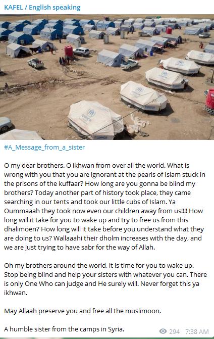 تقرير دولي يحذر: داعش يخطط لاقتحام سجون ومخيمات في العراق وسوريا