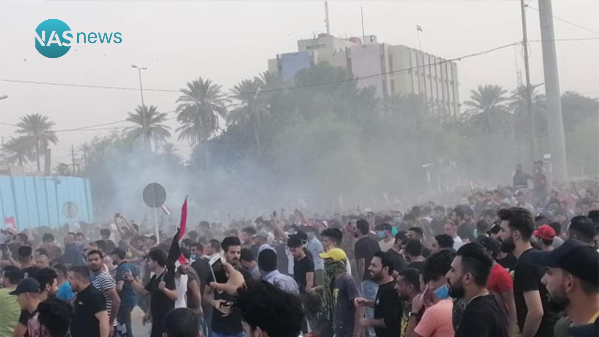 هروب مسؤول متهم بقمع التظاهرات إلى جهة مجهولة