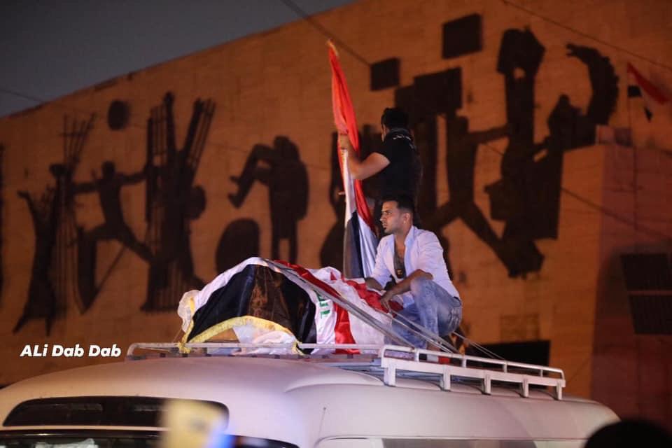 """قصة صفاء السراي الذي قتلته قنبلة السلطة: مُبرمِج """"حمّال"""".. وفنّان ثائر"""
