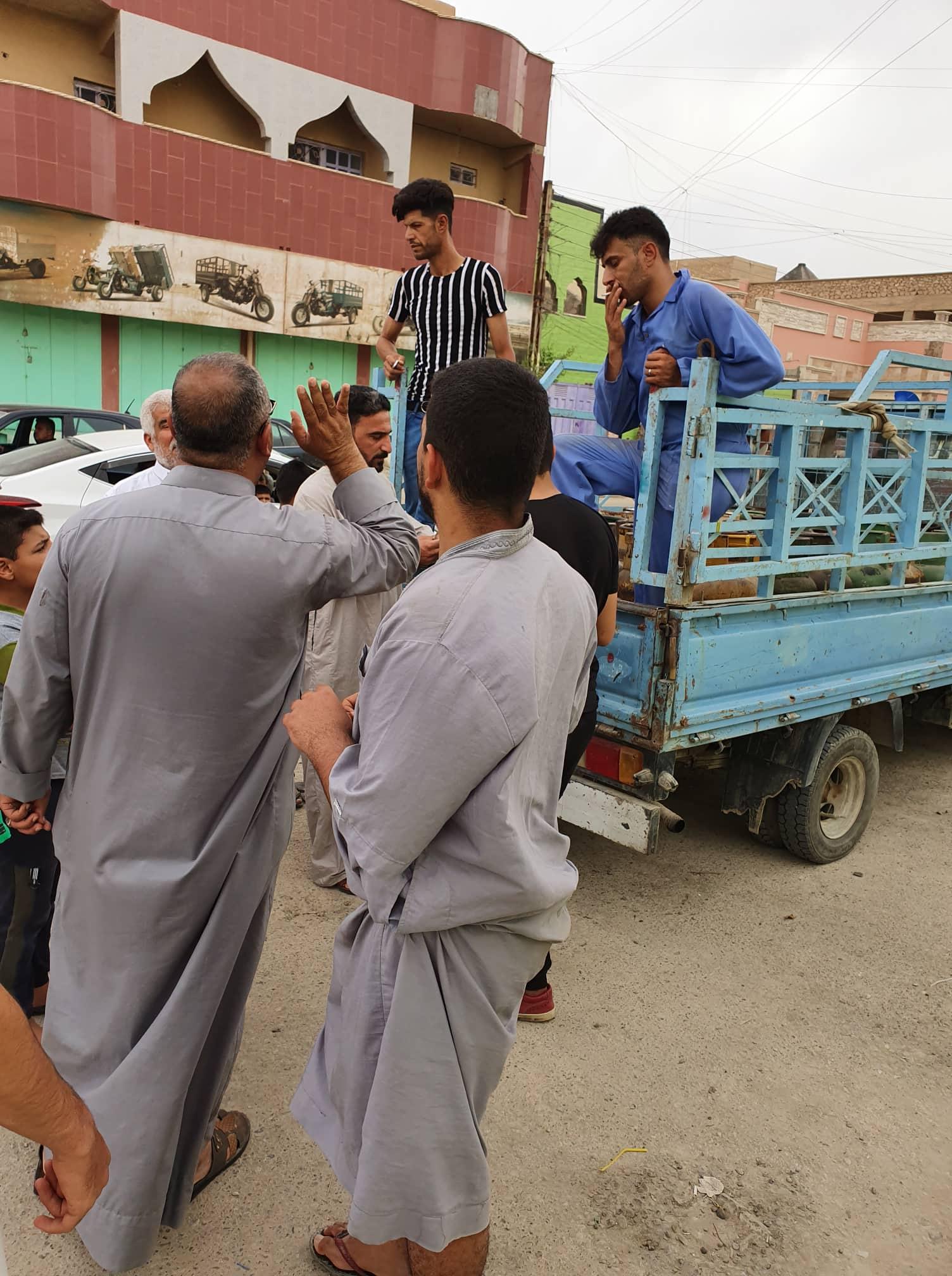 """الأنبار تجهض """"أزمة الغاز"""" بعد ارتفاع سعره 3 أضعاف.. ما علاقة ذلك بتظاهرات بغداد؟"""