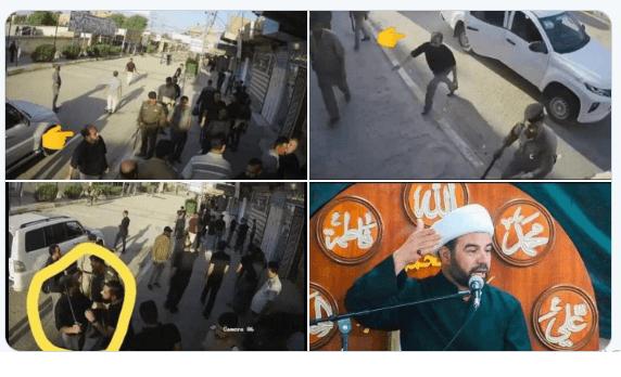 """أمر قبض بحق عضو مجلس الديوانية حسين البديري بسبب """"قمع الاحتجاجات"""""""