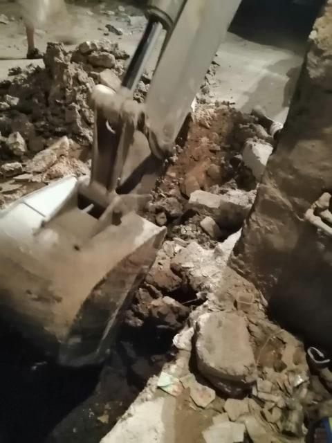 """منزل """"متجاوز"""" يتسبب بقطع الكهرباء عن ستة أحياء في ذي قار! (صور)"""