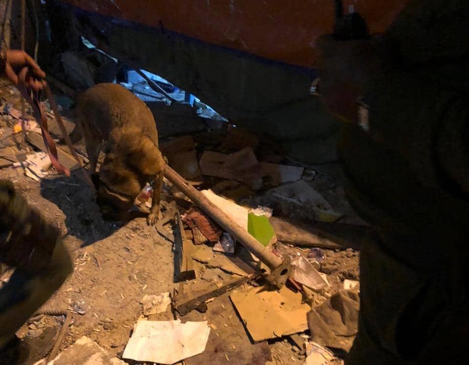 """حصيلة أولية وصور من انفجار """"عبوة صجم"""" قرب المطعم التركي في الناصرية"""