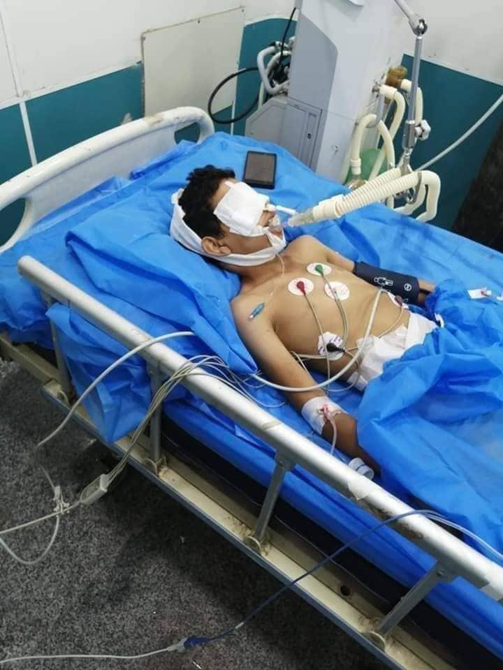 ذي قار: وفاة فتى إثر إصابة أمام مقر قيادة الشرطة