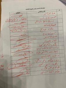 حراك برلماني لإلزام رئيس الجمهورية باختيار رئيس وزراء جديد ضمن مواصفات محددة