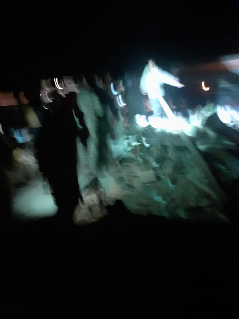 صور للقصف الأميركي على كتائب حزب الله في الأنبار
