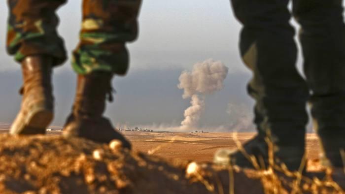 هەوڵەکان بۆ هەماهەنگى پێشمەرگە و سوپاى عێراق دژى داعش بێ ئەنجامن