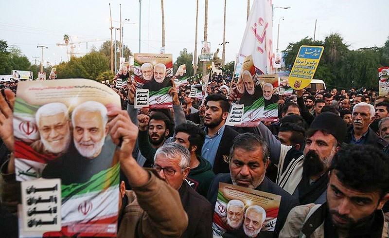 """سجال بشأن الإطار القانوني للحادثة .. هل وافق العراق على """"غارة مقتل سليماني""""؟"""
