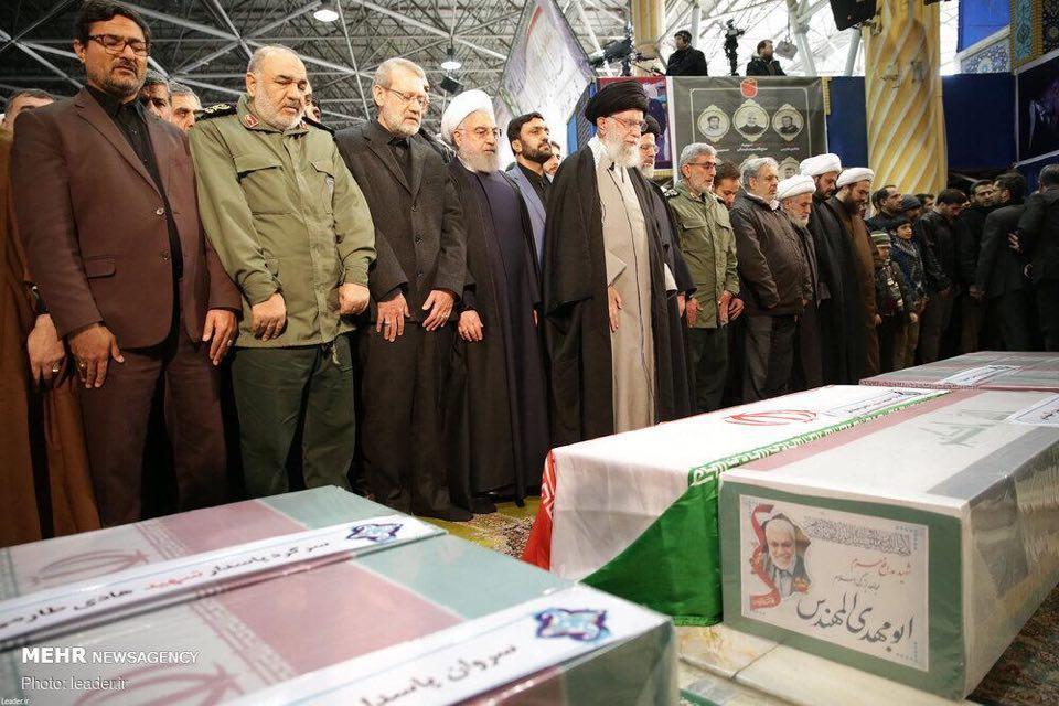 بعد إغلاق مقرات الحركة في العراق.. زعيم النجباء في إيران