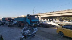 """خطة جديدة من متظاهري الناصرية لتجنب """"حرق الخيام"""" (فيديو وصور)"""