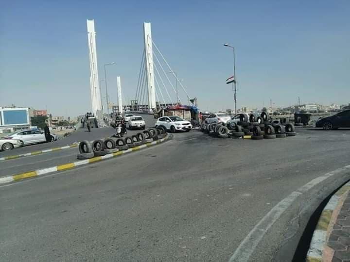 """ذي قار تستعد لجولة احتجاجات جديدة مع قرب انتهاء """"مهلة الناصرية"""" (صور)"""